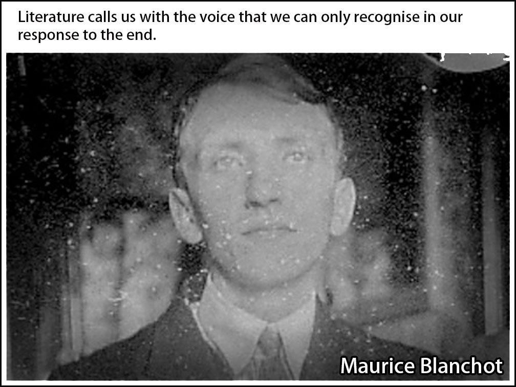 Maurice-Blanchot