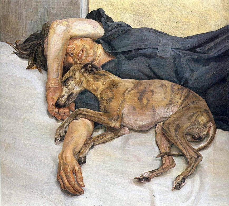 Freud-painting-w-dog