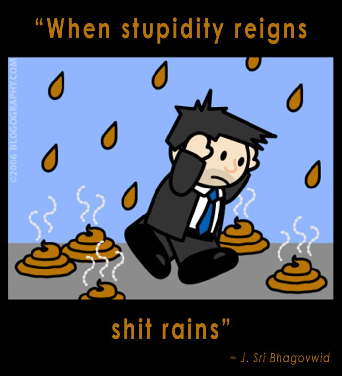 shit-rains