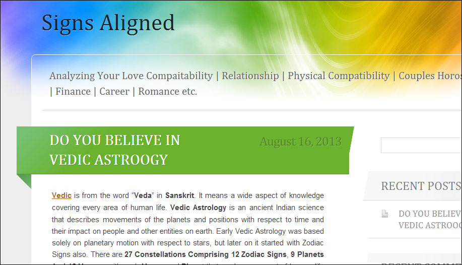 Vedic-Astrology