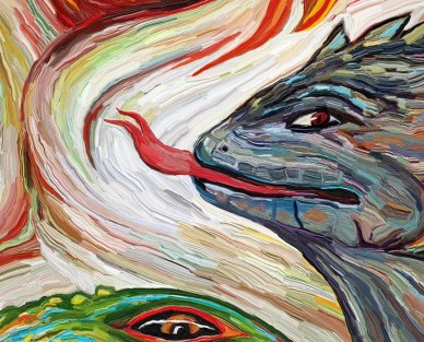 Lizard-head