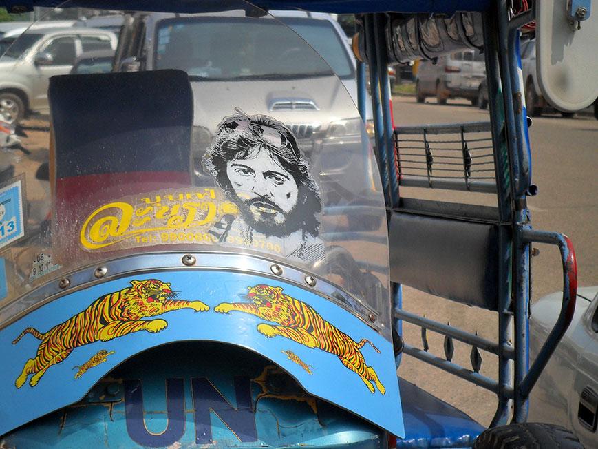 Pacino in Vientiane