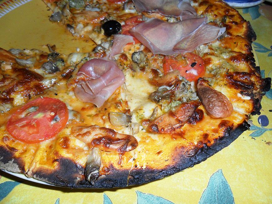 Cote d'Azure pizza Vientiane