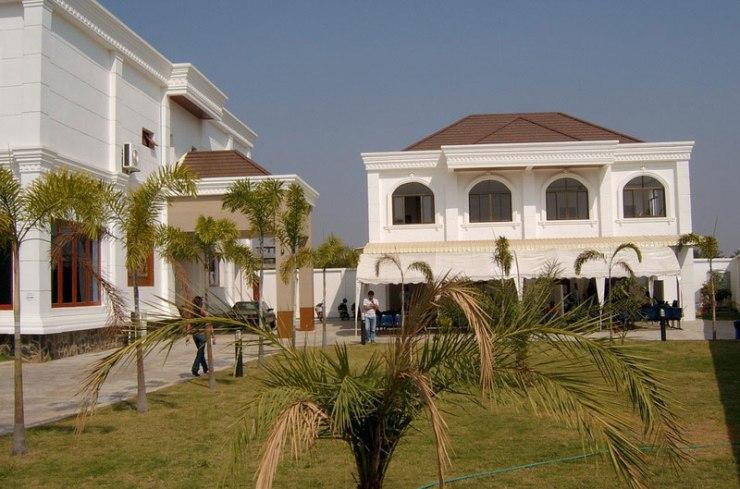Thai embassy in Vientiane