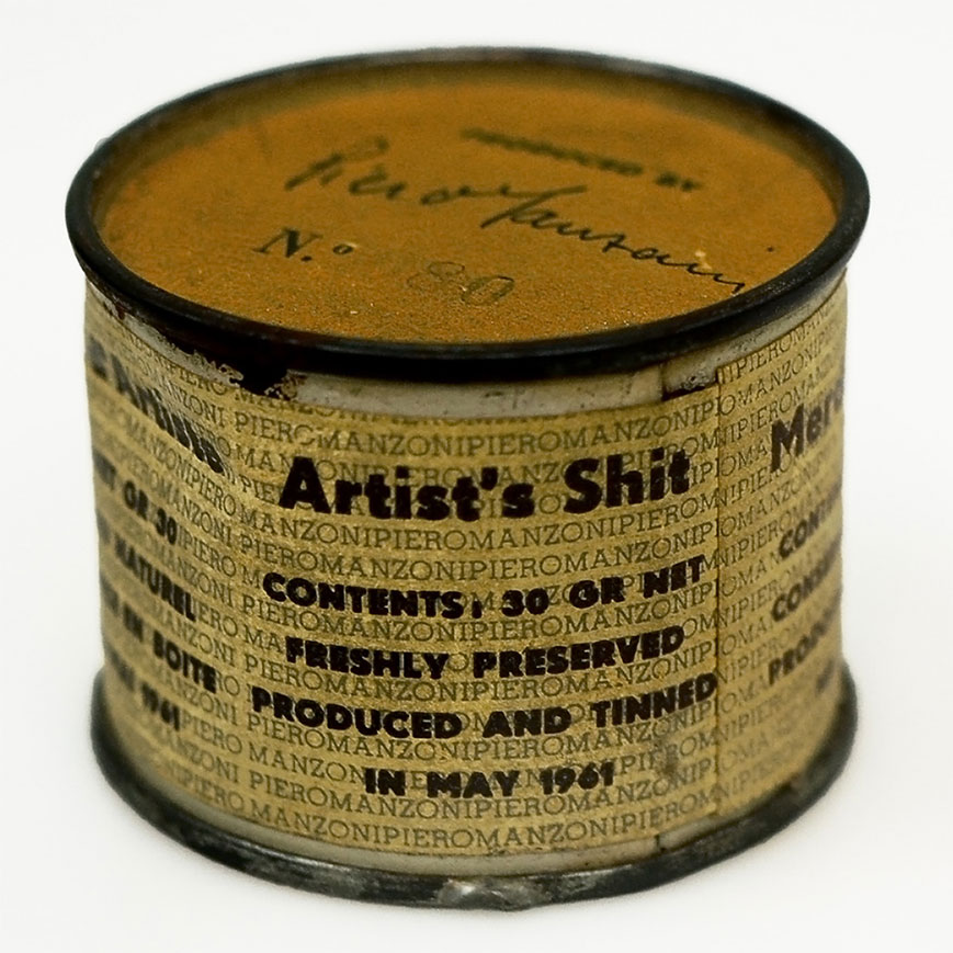 artist's-shit