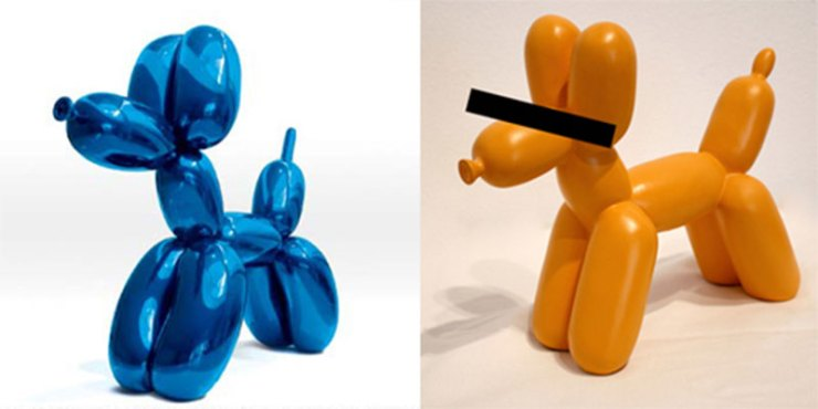baloon-dog-and-book-end