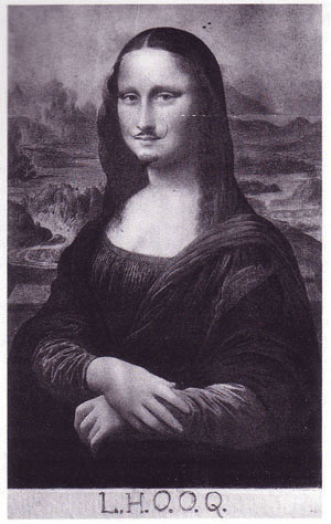 duchamp-Mona-Lisa