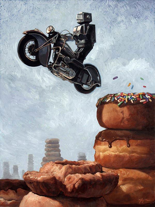 Eric Joyner, Dark Rider