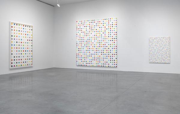 Damien Hirst Spot paintings