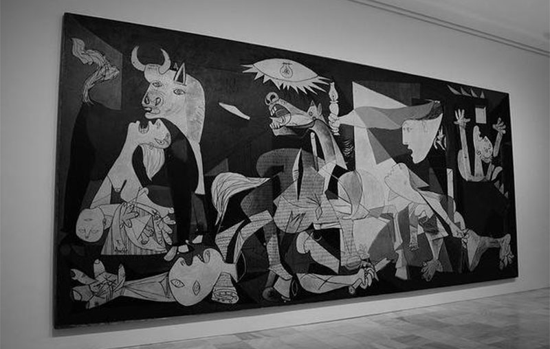 Guernica, by Picasso