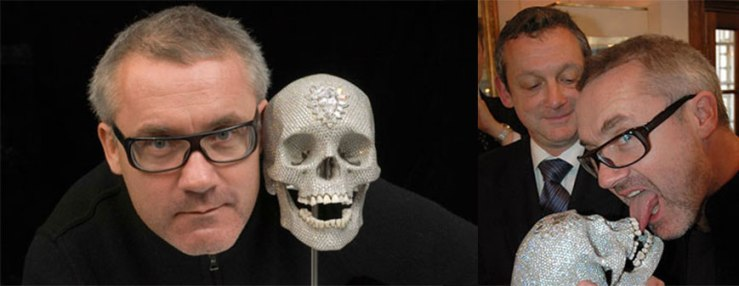 hirst-and-skull