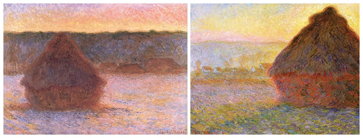 Monet-haystacks
