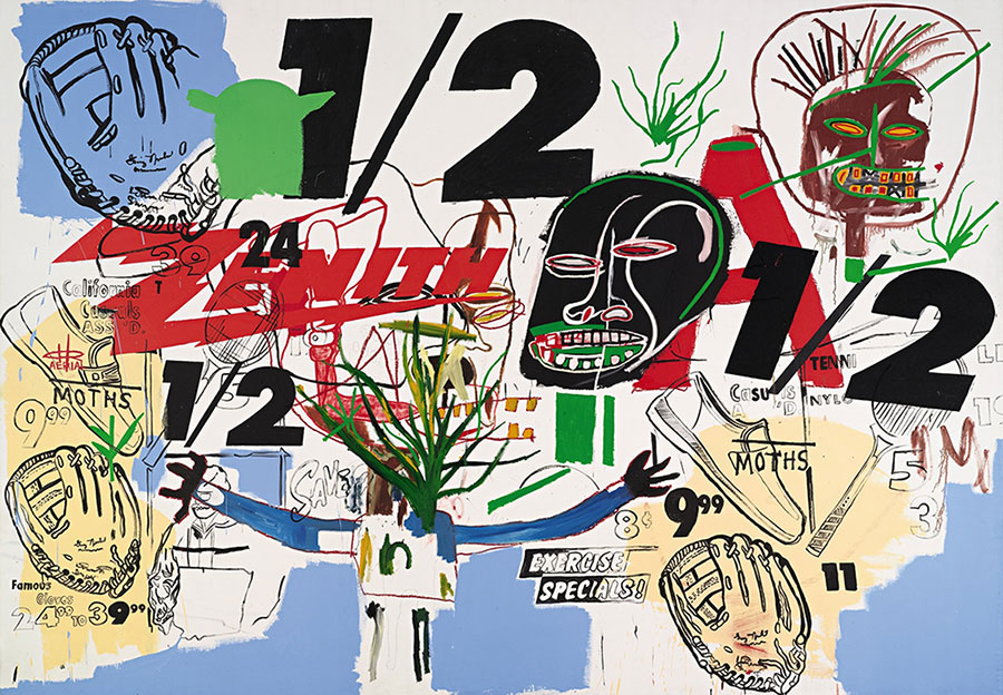 Basquiat-and-Warhol-collabe