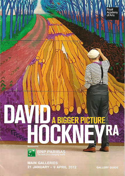 Hockney-poster