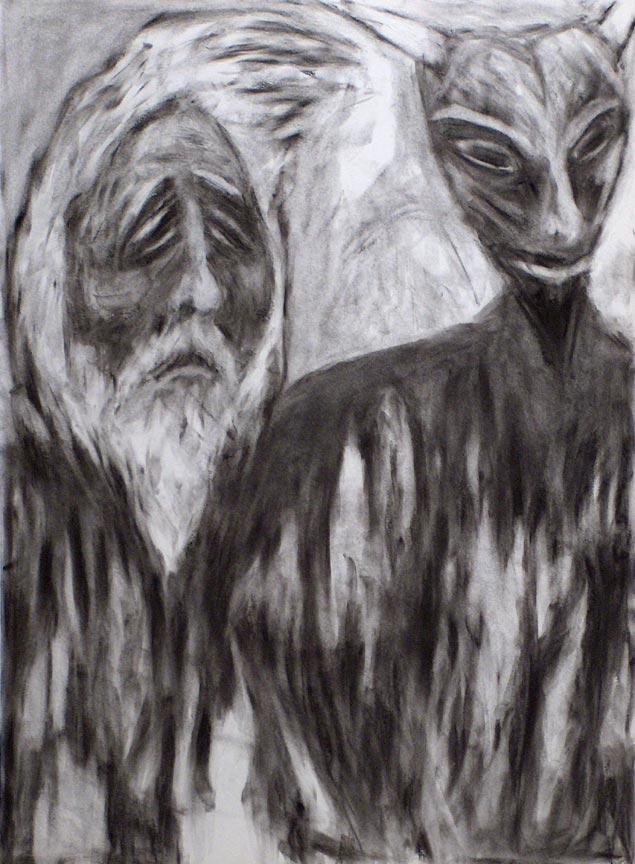 faustus_by_erickuns-d4muiqn. Dr. Faustus by Eric Wayne Kuns