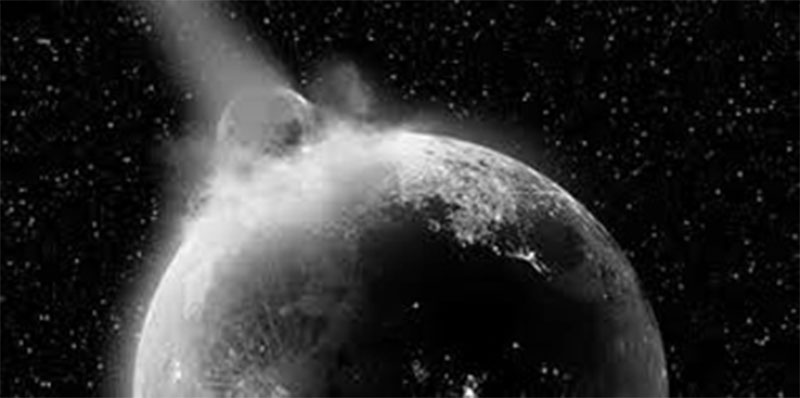 why does it when an asteroid hits earth the explode - photo #38