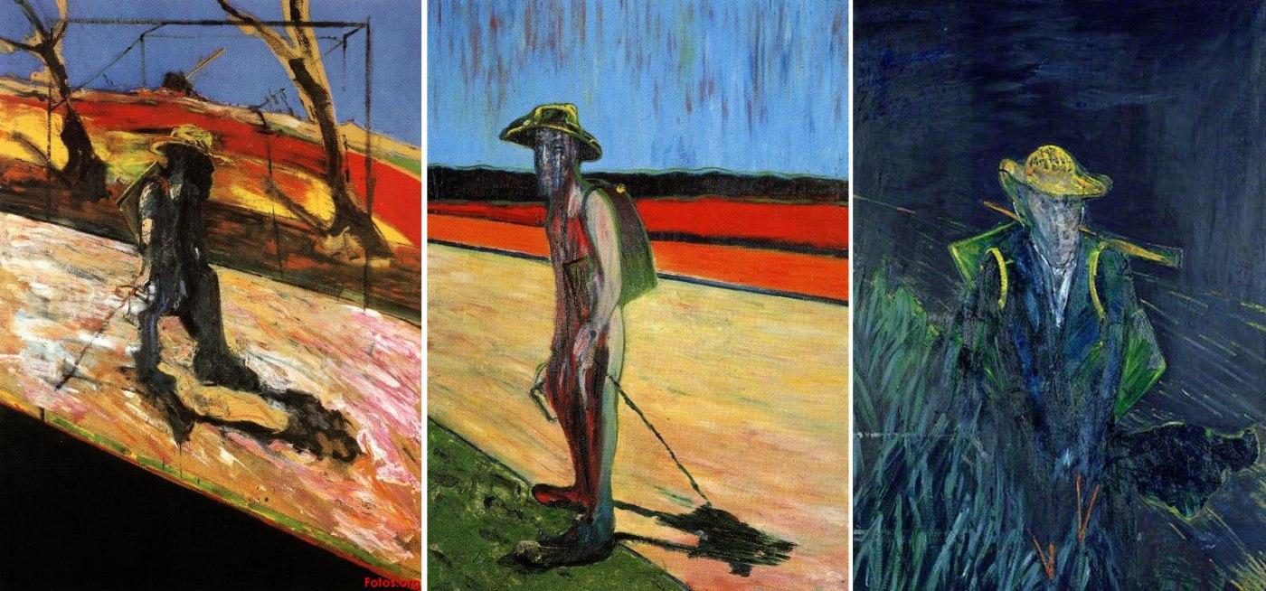 Bacon-Van-Goghs