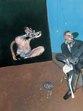 francis-bacon_george-dyer