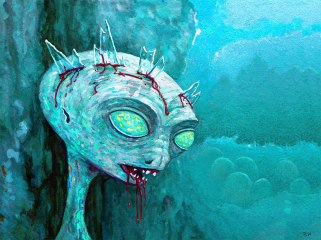 The Agony and the Extraterrestrial