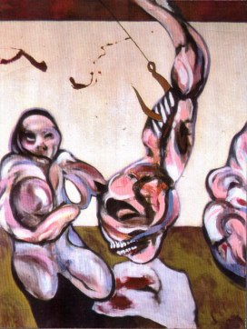 Untitled in the Style of Francis Bacon