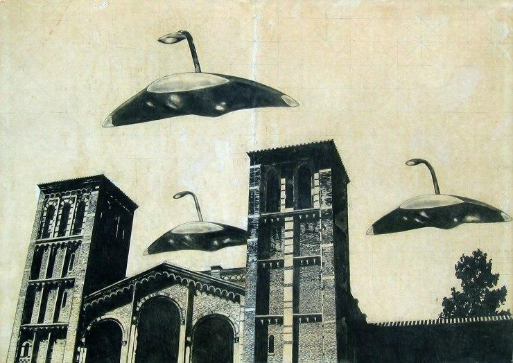 Martian-ships-over-Royce-Hall