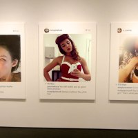 """Appropriation Is Dead. Richard Prince's Instagram """"Paintings""""."""