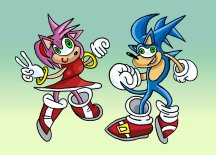 sonic_and_amy_by_erickuns-d4u7kry