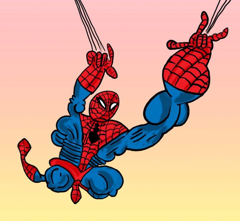 spiderman_by_erickuns-d4u6l36