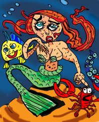 the_little_mermaid_by_erickuns-d4u2iit