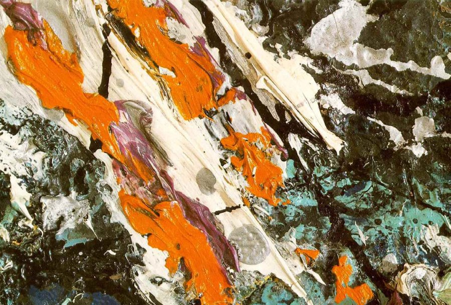 detail-of-a-Pollock-painting