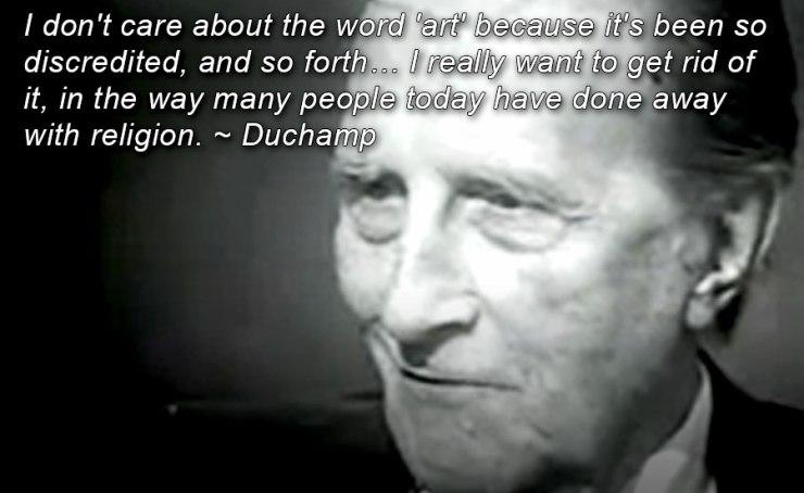 Duchamp-against-art