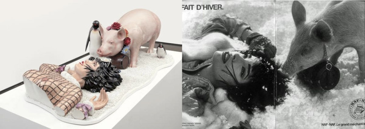 Koons, Appropriation, and Plagiarism (Again)!