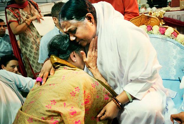 Hugging-guru