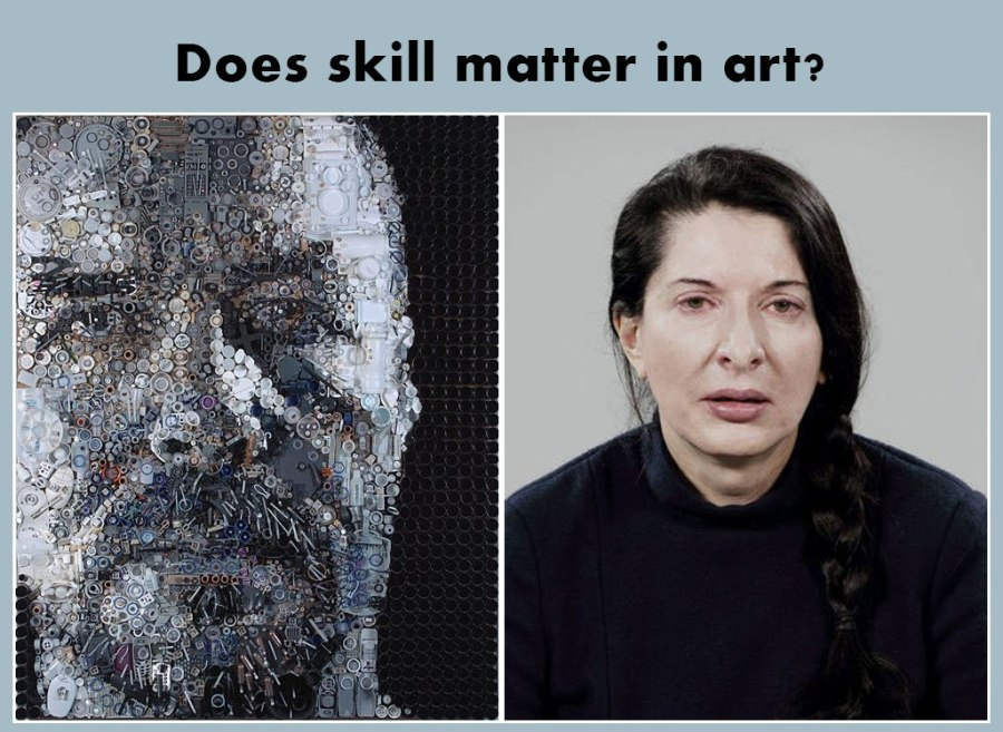 Is-skill-important-in-art