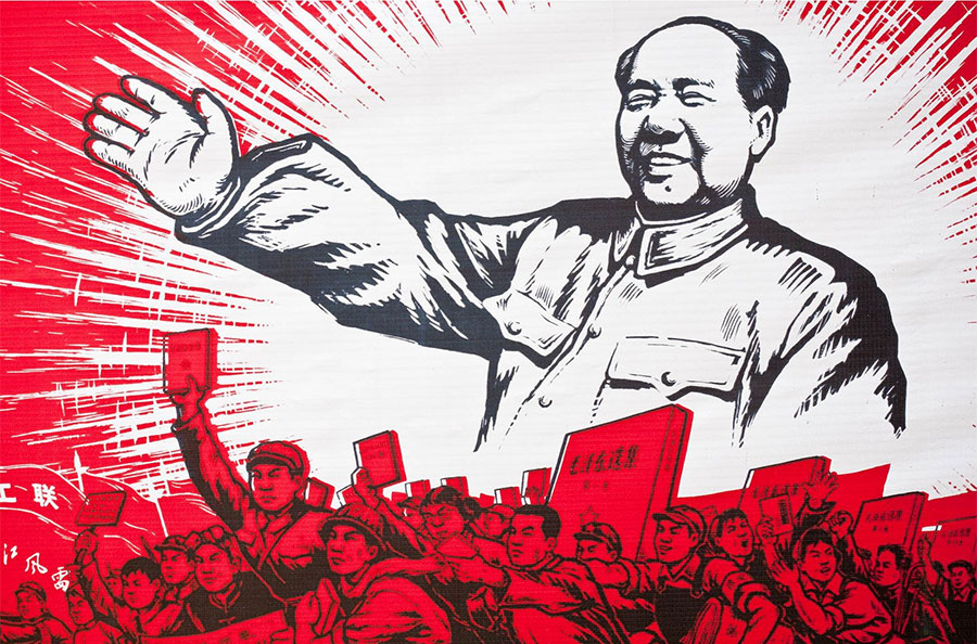 Mao-and-little-red-book