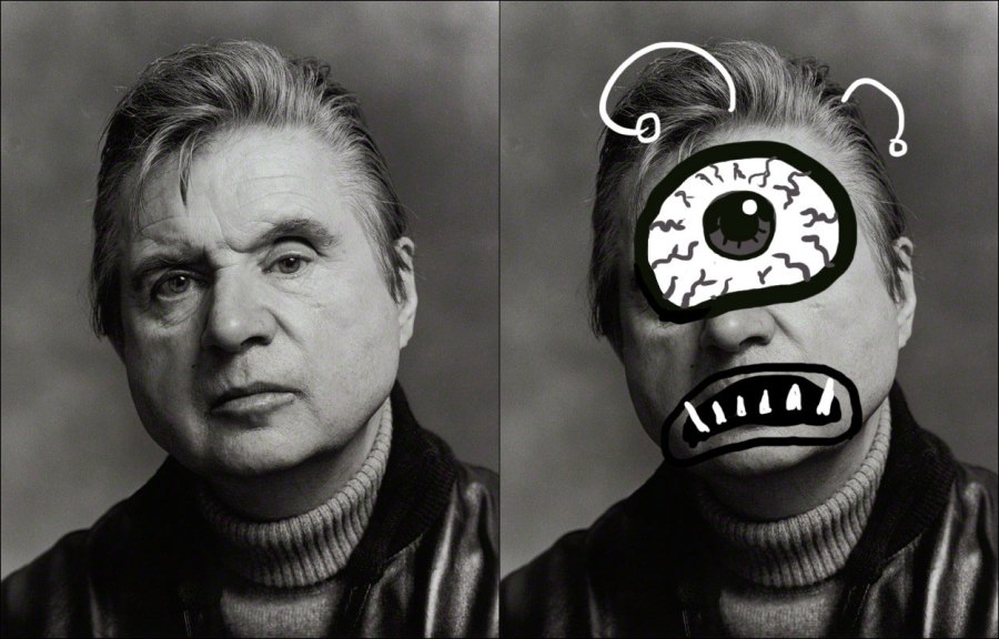Francis Bacon as a Cyclops