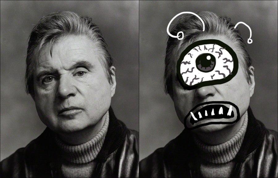 Francis Bacon as a Cyclops