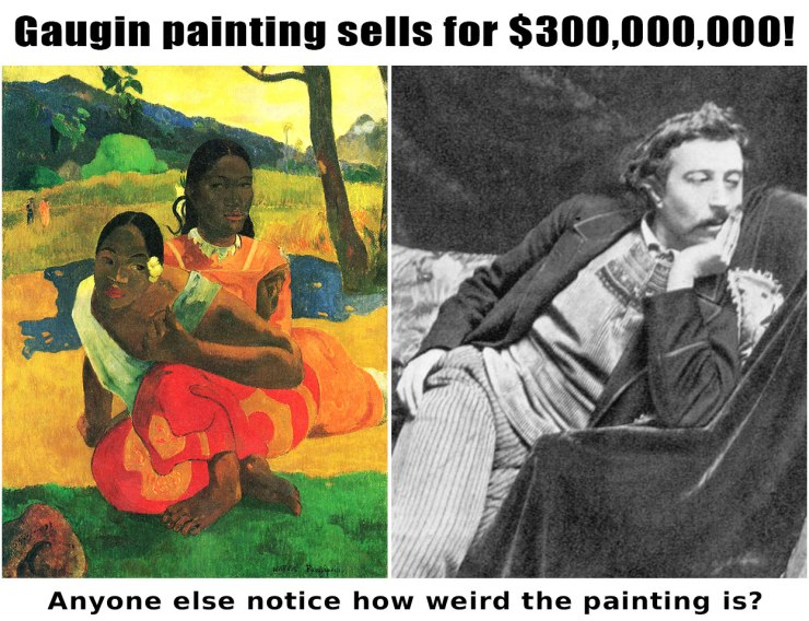 Gauguin-painting