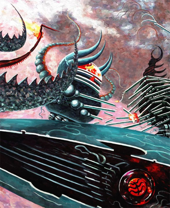 The End Came Swiftly