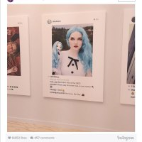 Richard Prince's copy of someone else's instagram sells for $90,000: the good news, and the bad news.