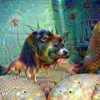 Google Deep Dream Getting Too Good