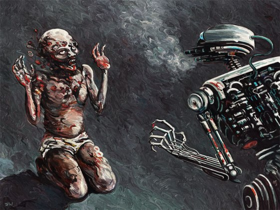 EUOF: Color, Painted Version