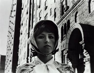 Untitled Film Still #17 1978, reprinted 1998 by Cindy Sherman born 1954