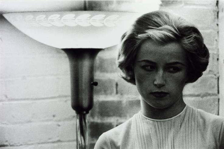 Untitled Film Still #53 1980, reprinted 1998 by Cindy Sherman born 1954