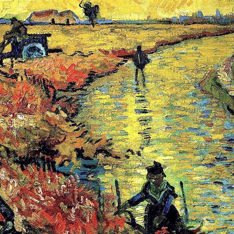 Van-Gogh-water