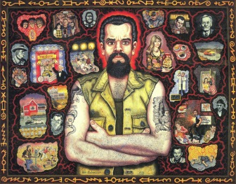Joe's Circus (Self Portrait)