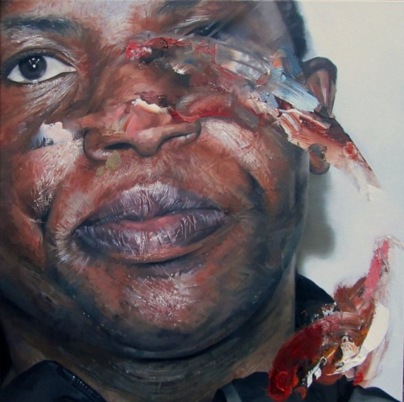Study of Ade, by Andrew Newton