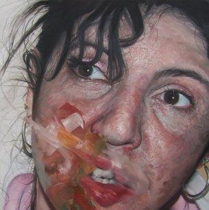 Study of Lara, by Andrew Newton