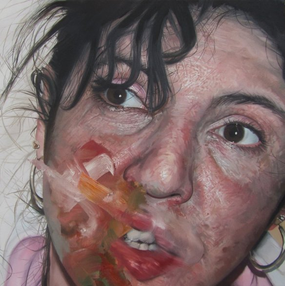 Study of Lara, by Andrew Newton