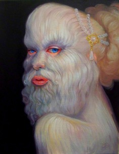 The Hairy Maid